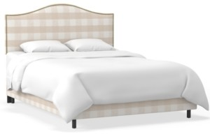 Martha Stewart Collection Bedford Collection Landon Bed - Twin, Created for Macy's