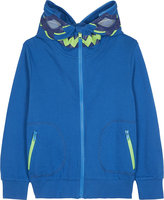 Stella Mccartney Bandit Cotton Hoody 4-14 Years