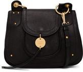 See by Chloé Susie Disc Trim Stitch Detail Shoulder Bag