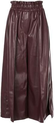 GOEN.J vegan leather pants