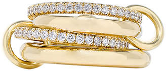 Spinelli Kilcollin Cancer YG Ring in 18K Yellow Gold | FWRD