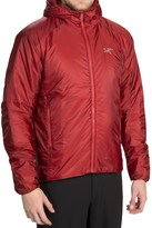 Arc'teryx Nuclei FL Hooded Jacket - Insulated (For Men)