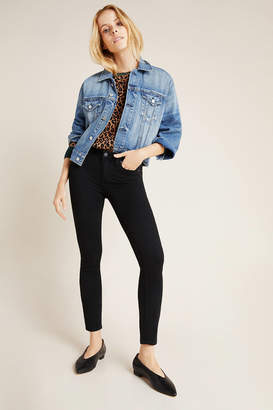 Paige Verdugo Mid-Rise Skinny Ankle Jeans