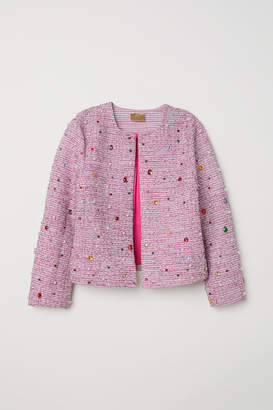 H&M Beaded jacket