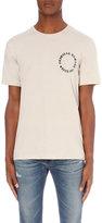 Criminal Damage Grave Cotton-jersey T-shirt