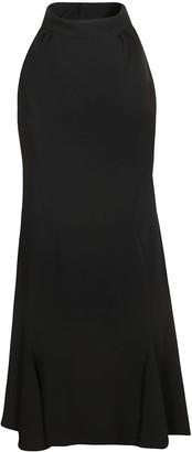 Stella McCartney Halterneck Flutter Dress