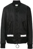 Off-White bomber jacket - men - Polyamide/Polyester/Viscose - S