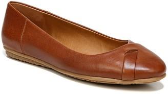 Zodiac Leather Ballet Flats - Sadie