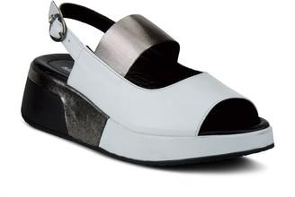 Spring Step Loreen Women's Slingback Sandals