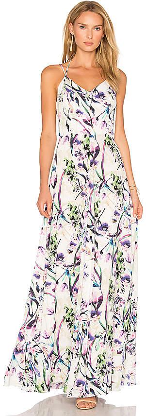 Amanda Uprichard Mallorie Maxi Dress