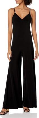 Norma Kamali Women's Slip Jumpsuit