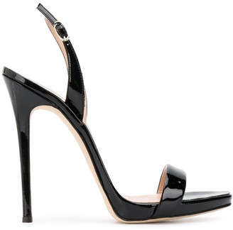 Giuseppe Zanotti Sophie patent sandals