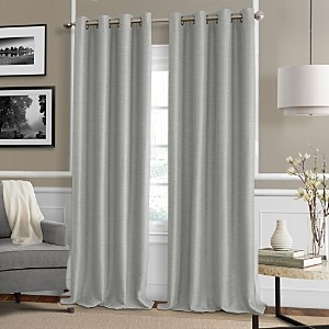 Elrene Home Fashions Brooke Textured Blackout Curtain Panel, 52 x 108