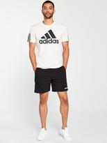adidas 3S Chelsea Shorts - Black