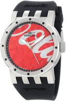 Invicta Women's 10437 DNA Dial Black Silicone Watch [Watch