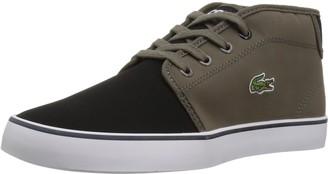 Lacoste Unisex-Kid's Ampthill 417 1 CAJ Sneaker