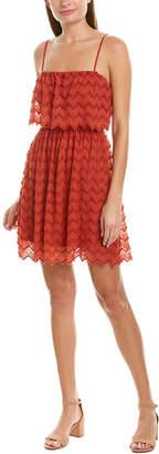 BCBGeneration Lace A-Line Dress