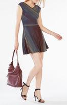 BCBGMAXAZRIA Jasmyne Striped Dress