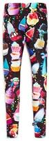 Terez Girls' Trolls Cupcake Leggings - Sizes 7-16