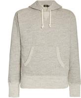 Ralph Lauren RRL Cotton-Jersey Hooded Sweatshirt