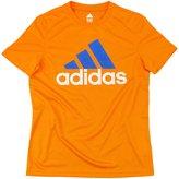 adidas Youth Big Boys Brand Logo Shirt (Large (14/16))