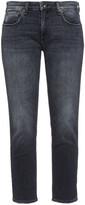 Thumbnail for your product : Rag & Bone Dre Cropped Low-rise Boyfriend Jeans