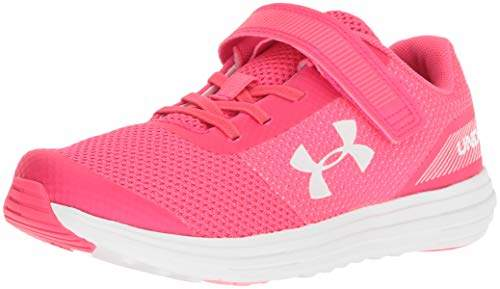 finest selection f5e23 49a70 Under Armour Pink Girls' Shoes - ShopStyle