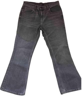 Alexander Wang Grey Denim - Jeans Jeans for Women