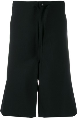 Comme des Garcons drawstring fastened shorts