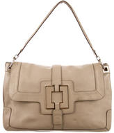 Anya Hindmarch Leather Messenger Bag
