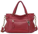 The Sak Tahoe Leather Satchel Bag