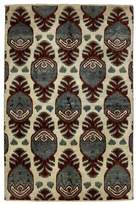 "Bloomingdale's Ikat Collection Oriental Area Rug, 6'2"" x 9'2"""