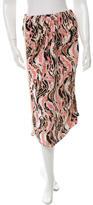 M Missoni Printed Midi Skirt w/ Tags