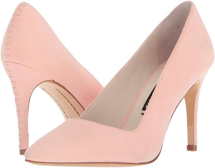 Alice + Olivia Dina 95 Suede Women's Shoes