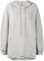 Balenciaga oversized hoodie - women - Cotton - XS