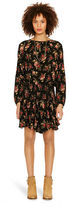 Denim & Supply Ralph Lauren Floral-Print Drop-Waist Dress