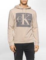 Calvin Klein Classic Block Logo Hoodie