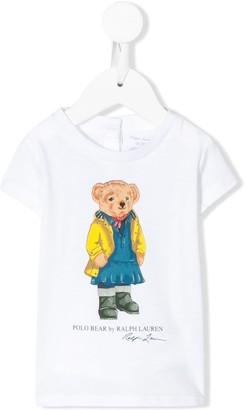 Ralph Lauren Kids Polo Bear short sleeve T-shirt