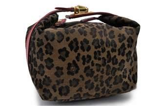 Fendi Brown Cloth Clutch bags