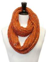 Moda Fashionable Ombre Sweater Infinity Scarf