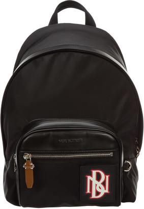 Neil Barrett Etichetta Backpack