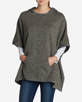 Eddie Bauer Women's Radiator Fleece Poncho