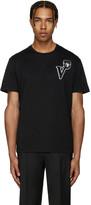 Versus Black Logo T-Shirt