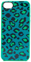 Marc by Marc Jacobs Sasha Leopard iPhone 5 Case
