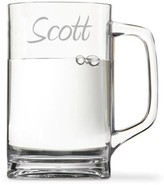 The Well Appointed House Personalized Glass Sports Mug