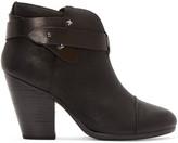 Rag & Bone Black Leather Harrow Boot