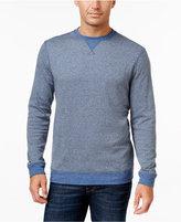 Tasso Elba Men's Big and Tall Colorblocked Stripe Sweatshirt, Only at Macy's