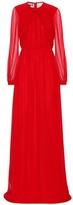 Giambattista Valli Silk gown