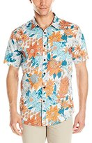 Billabong Men's Havannas Woven Short Sleeve Shirt