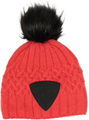 Rossignol Cable Knit Beanie